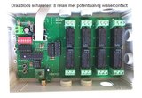 Schakelsysteem relaismodule_