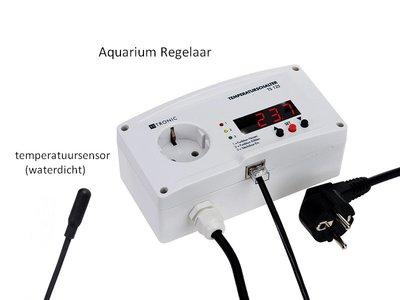 Aquarium regelaar
