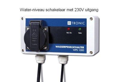 Water-niveau-schakelaar