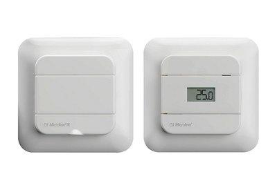 Thermostaat infrarood sensor