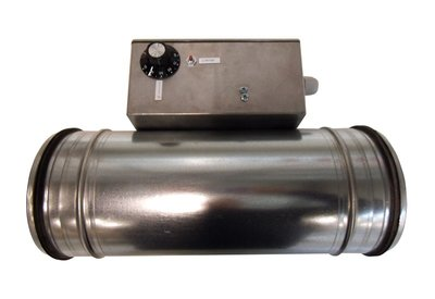 Kanaalverwarmer 125mm