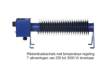 Ribbenbuiskachel-met-thermostaat