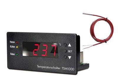 Vijver temperatuurmeter