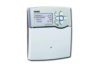 Verwarmingsregeling Resol HC