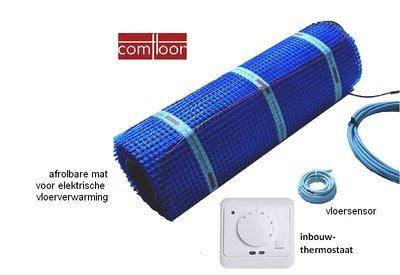 WC vloerverwarming