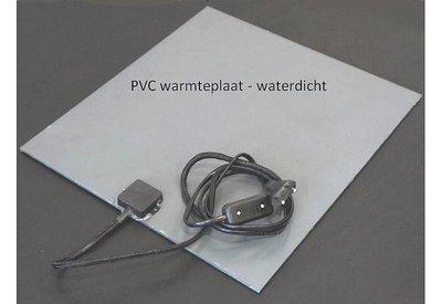 Warmteplaat PVC
