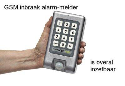 GSM Inbraakalarm