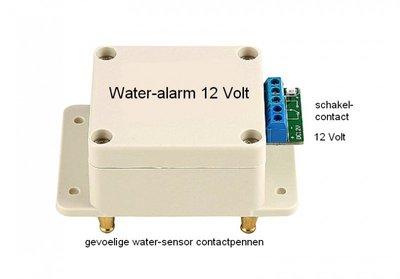 Water alarm 12 volt