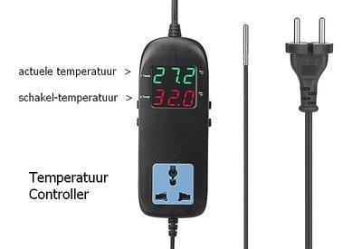 Temperatuur-controller