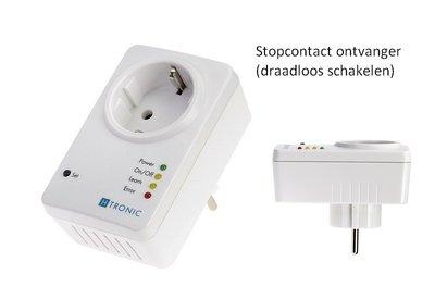 Stopcontact ontvanger