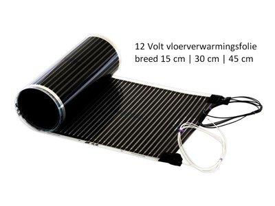Vloerverwarming 12 Volt