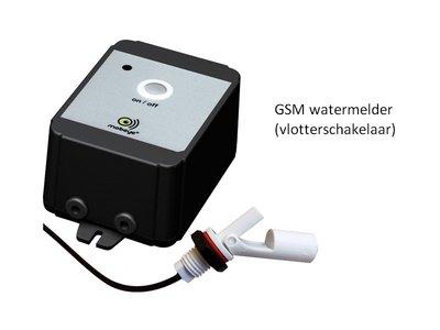 GSM alarm met vlotter