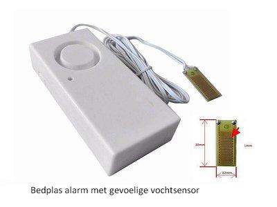 Bedplas alarm