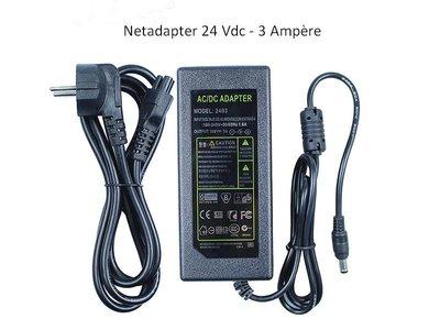 Netadapters 12/24V