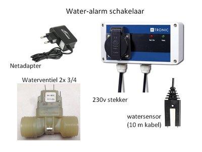 Wateralarm schakelaar