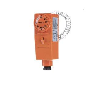 Buis aanleg thermostaat